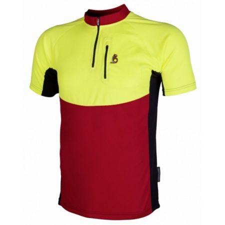 b39e22a42dcb Funkčné tričko s krátkym rukávom Visible